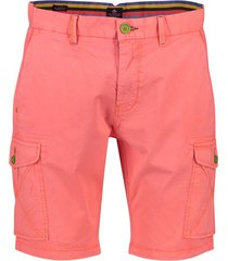 nza shorts mission bay bright brange