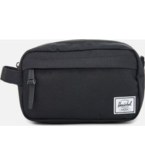 herschel supply co. men's chapter carry on wash bag - black