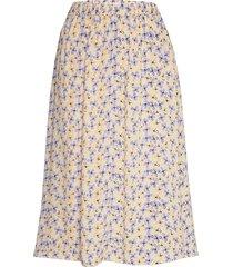 diana skirt knälång kjol gul nué notes