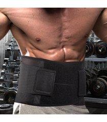 cintura addominale con elastico spandex regolabile modellante a snellire vita
