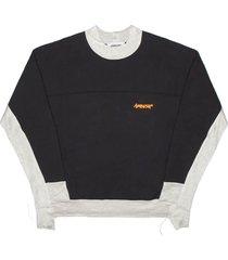 ambush panel sweatshirt