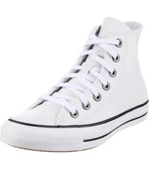 zapatilla blanca converse chuck taylor all star leather