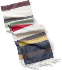 classic striped scarf