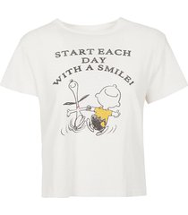 re/done classic smile t-shirt