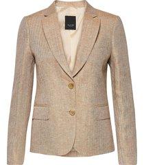 6669 ww - remi blazers business blazers beige sand