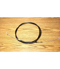 honda hr214 lawn mower blade brake clutch cable 54530-va4-010 / 54530va4010