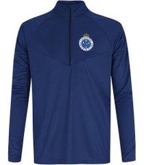 blusão do cruzeiro victory 19 - masculino - azul