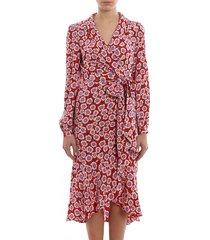 diane von furstenberg - carla two dress