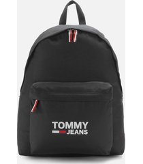 tommy jeans women's cool city backpack - black