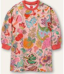 oilily diggel sweat jurk-