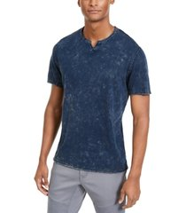 inc men's row tie-dye t-shirt, created for macy's