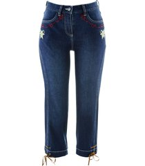 jeans bavaresi (blu) - bpc bonprix collection