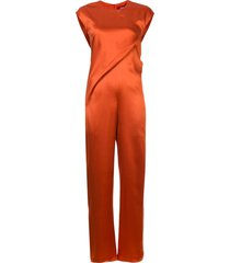 sies marjan uri jumpsuit - orange