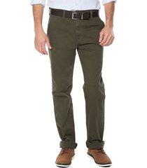 pantalón verde colore