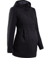giaccone prémaman regolabile con cappuccio (nero) - bpc bonprix collection