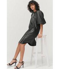 klänning cecilie pu dress