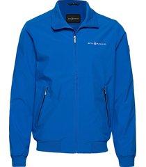bowman lumber outerwear sport jackets blauw sail racing