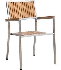 cadeira com braço flemish