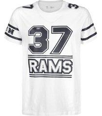 t-shirt korte mouw new-era camiseta para hombre nfl team established