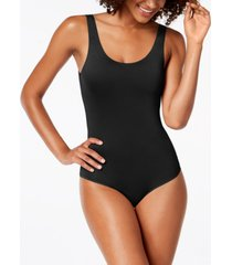 inc smooth scoop-neck bodysuit, created for macy's
