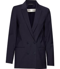 zala blazer blazer colbert blauw inwear