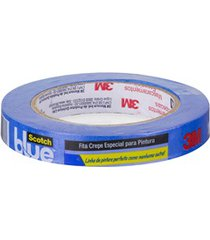 fita crepe blue tape 18mmx50m 3m
