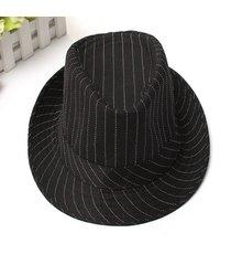 chic vintage unisex cotone fedoras trilby cappelli piatto flat roll brim buca jazz caps