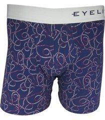 boxer azul eyelit 670