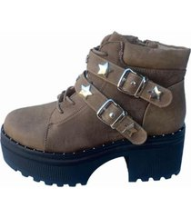 botin star brown mermaid