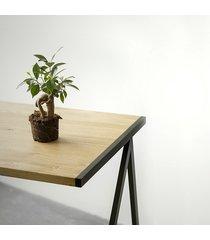 biurko elg czarne
