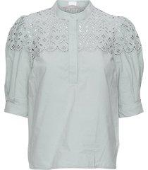 2nd maple thinktwice blouse