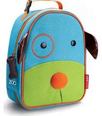 mochila azul skip hop perro