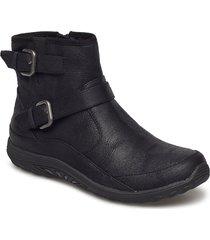 womens reggae fest - urban dread shoes boots ankle boots ankle boots flat heel svart skechers