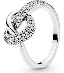 anel brilhante o amor que une
