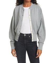 women's rag & bone forest cardigan jacket, size xx-small - grey
