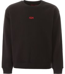 424 crew-neck sweatshirt