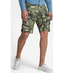 men's 3d cargo artwork shorts