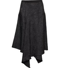 dharma knälång kjol svart by malene birger