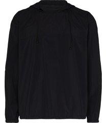 gramicci camp shell jacket - black