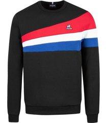 sweater le coq sportif sweatshirt tri crew