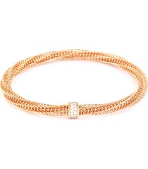 'primavera' diamond 18k rose gold bracelet