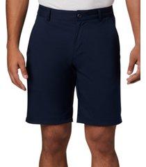 "columbia men's mist cooling upf 50 trail 8"" shorts"