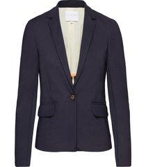 suit jacket blazers casual blazers blauw coster copenhagen