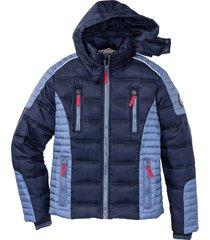 giacca trapuntata invernale (blu) - bpc bonprix collection