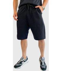 bermuda hering negro - calce regular