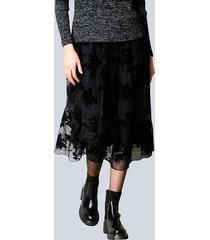 rok alba moda zwart