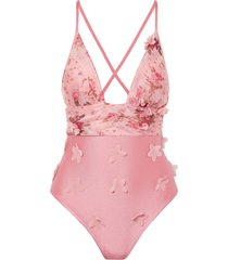 elena makri one-piece swimsuits
