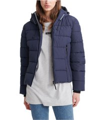 superdry spirit icon puffer jacket