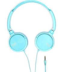 audifonos agua color azul, talla uni