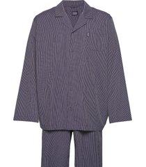 pyjama woven pyjamas blå jockey